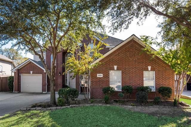 3004 Fairland Drive, Highland Village, TX 75077 (MLS #14473434) :: The Rhodes Team