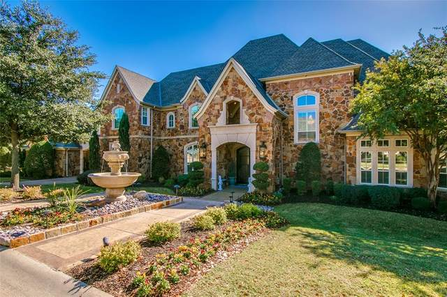 1215 Chadwick Crossing, Colleyville, TX 76092 (MLS #14473456) :: EXIT Realty Elite