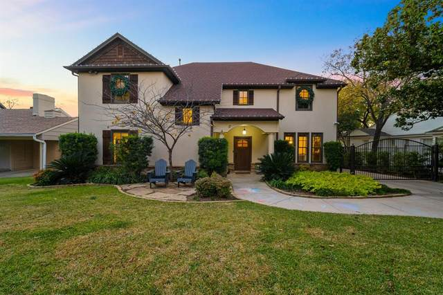 2518 Stadium Drive, Fort Worth, TX 76109 (#14473459) :: Homes By Lainie Real Estate Group