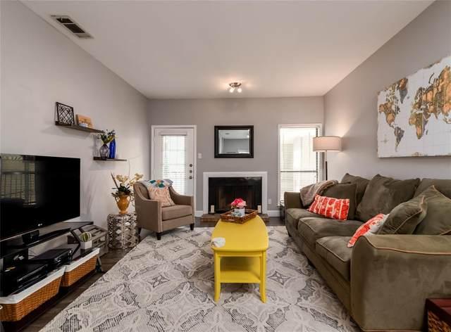 5620 Live Oak Street #207, Dallas, TX 75206 (MLS #14473468) :: The Hornburg Real Estate Group