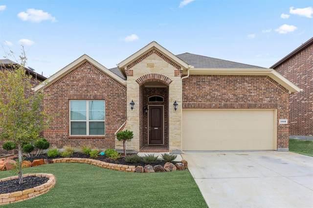 3008 Bella Lago Drive, Fort Worth, TX 76177 (MLS #14473473) :: The Kimberly Davis Group