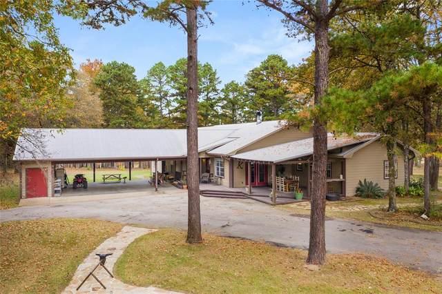 907 Fm 2869, Winnsboro, TX 75494 (#14473490) :: Homes By Lainie Real Estate Group