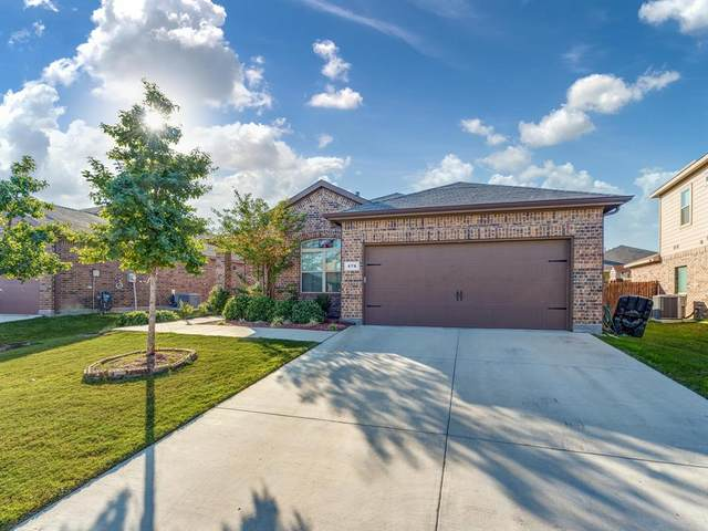 476 Spring Drive, Saginaw, TX 76131 (MLS #14473491) :: Robbins Real Estate Group