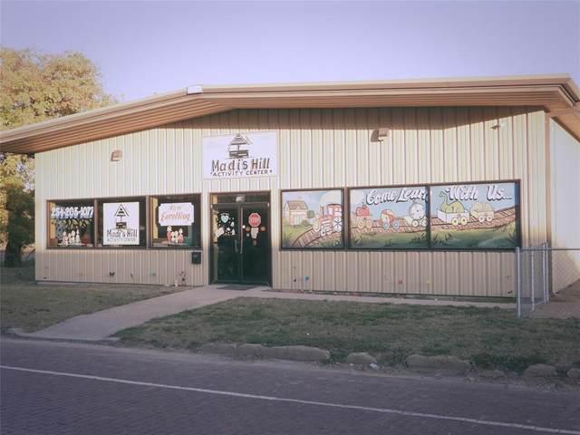 104 N Railroad Street N, Groesbeck, TX 76642 (MLS #14473492) :: Real Estate By Design