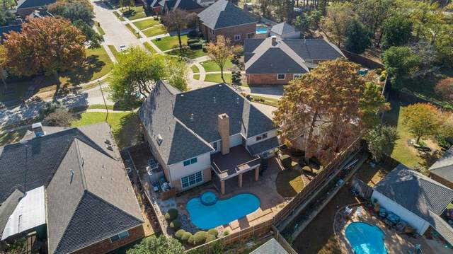 2255 Strathmore Drive, Highland Village, TX 75077 (MLS #14473503) :: The Rhodes Team