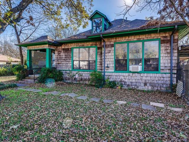 1005 Hodge Street, Cleburne, TX 76033 (MLS #14473504) :: Robbins Real Estate Group