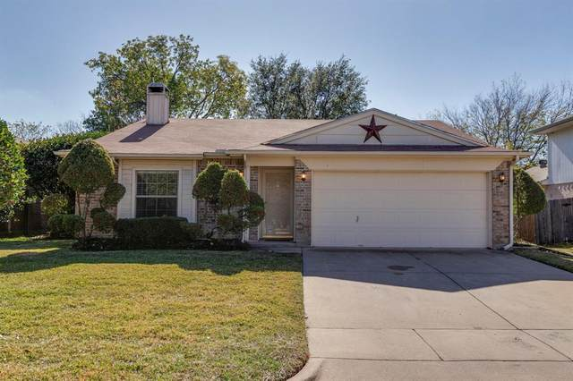 5109 Cedar Springs Drive, Fort Worth, TX 76179 (MLS #14473521) :: Robbins Real Estate Group