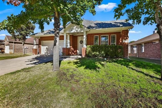 495 Jefferson Lane, Lake Dallas, TX 75065 (MLS #14473527) :: The Kimberly Davis Group