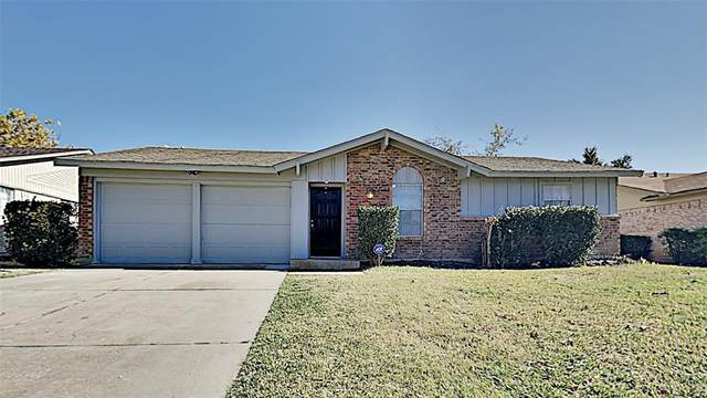 3820 Flamingo Lane, Irving, TX 75062 (#14473564) :: Homes By Lainie Real Estate Group
