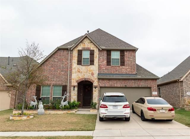 10412 Fort Davis Place, Mckinney, TX 75071 (MLS #14473576) :: Potts Realty Group