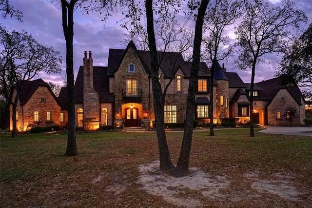 417 Sam Davis Road, Argyle, TX 76226 (MLS #14473614) :: Frankie Arthur Real Estate