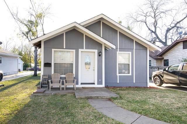1507 N Preston Street, Ennis, TX 75119 (MLS #14473645) :: The Mitchell Group