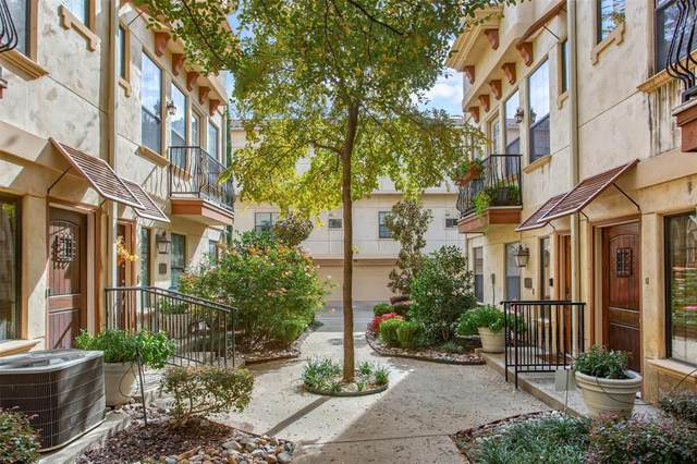1012 Pavillion Street, Dallas, TX 75204 (MLS #14473673) :: Robbins Real Estate Group