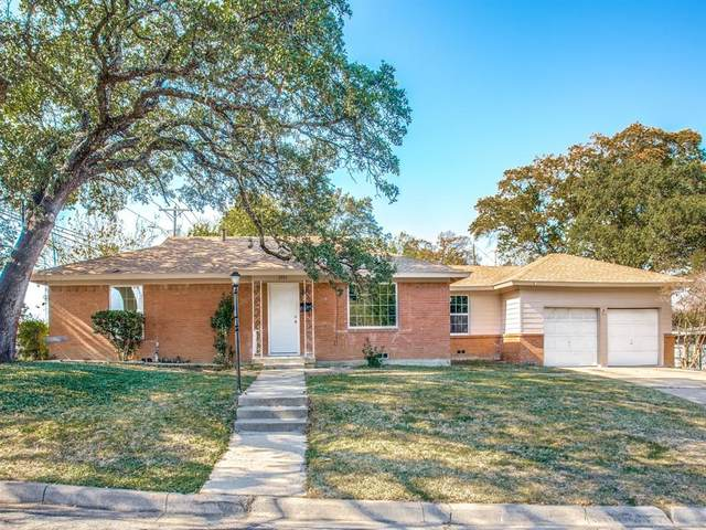 3751 Cornish Avenue, Fort Worth, TX 76133 (MLS #14473675) :: Potts Realty Group