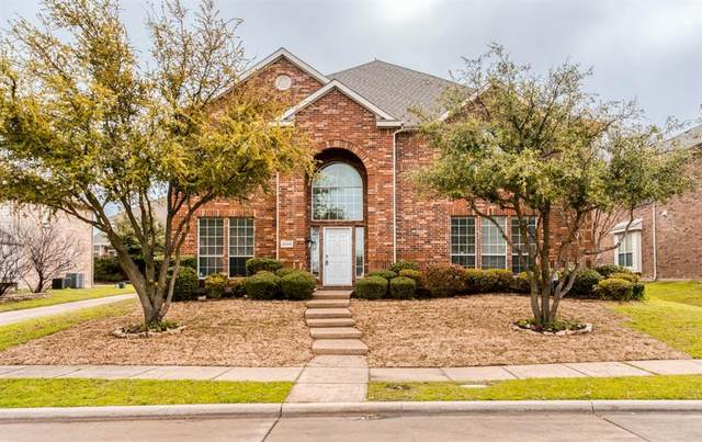 12556 Littlefield Drive, Frisco, TX 75035 (MLS #14473720) :: Robbins Real Estate Group