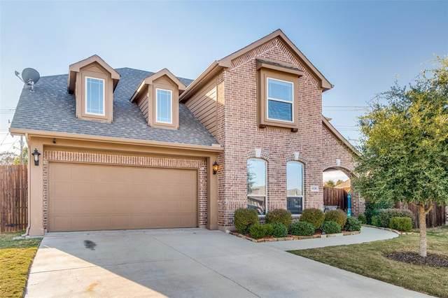 1128 Broken Wheel Trail, Aubrey, TX 76227 (MLS #14473746) :: Real Estate By Design