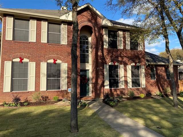 904 Idlewild Court, Highland Village, TX 75077 (MLS #14473765) :: The Paula Jones Team | RE/MAX of Abilene