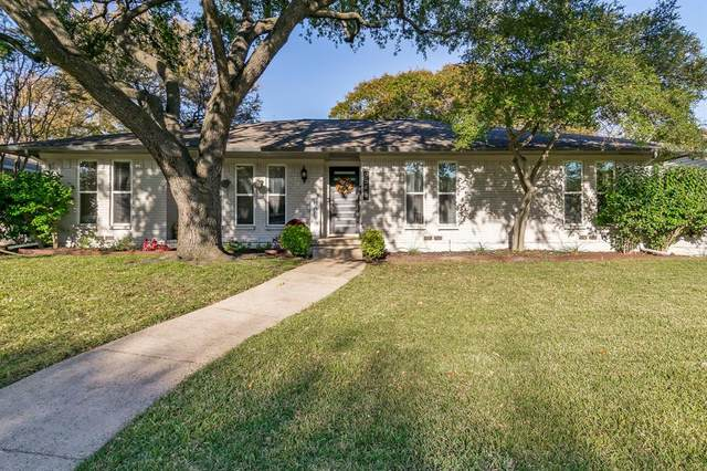 9546 Meadowknoll Drive, Dallas, TX 75243 (MLS #14473830) :: Potts Realty Group