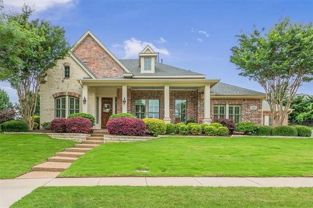 4005 Canvasback Boulevard, Mckinney, TX 75072 (MLS #14473833) :: Real Estate By Design