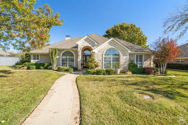 2707 Pheasant Grove Lane, Brownwood, TX 76801 (MLS #14473860) :: The Kimberly Davis Group