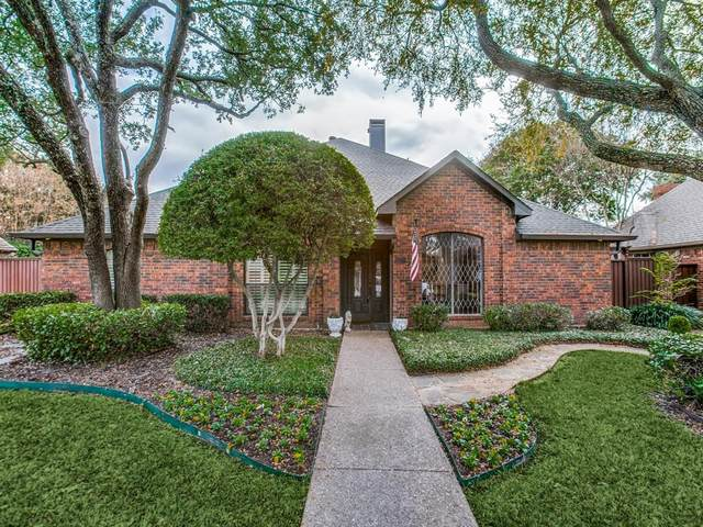 6720 Dupper Drive, Dallas, TX 75252 (MLS #14473869) :: Robbins Real Estate Group