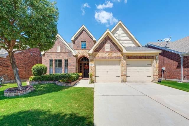 3529 Beekman Drive, Fort Worth, TX 76244 (MLS #14473876) :: The Kimberly Davis Group