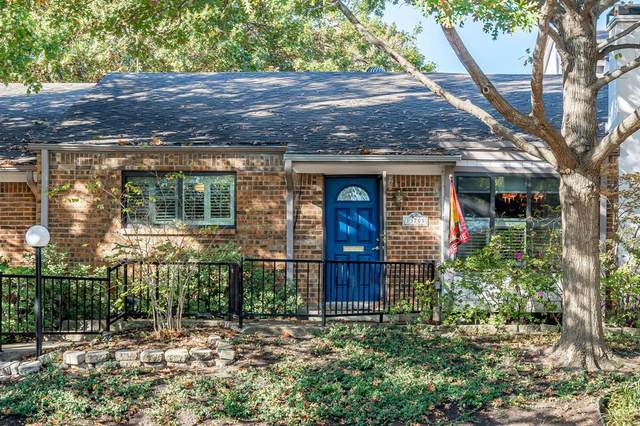 13705 Brookgreen Circle, Dallas, TX 75240 (MLS #14473897) :: The Hornburg Real Estate Group