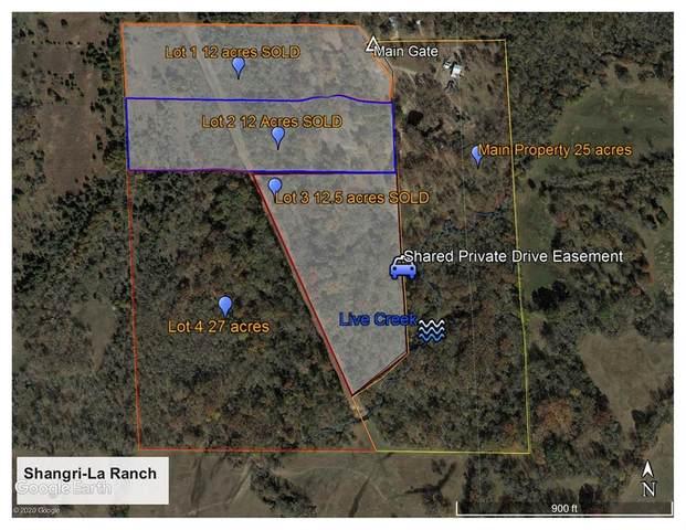 Lot 4 Creek Crossing Trail, Wills Point, TX 75169 (MLS #14473899) :: The Kimberly Davis Group