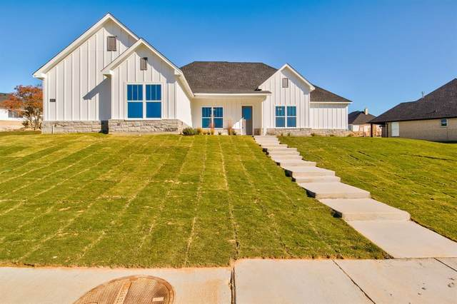 3337 Acorn Hill Trail, Weatherford, TX 76087 (MLS #14473951) :: The Kimberly Davis Group