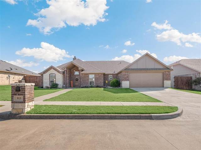 913 Winged Foot, Corsicana, TX 75110 (MLS #14473987) :: The Mauelshagen Group
