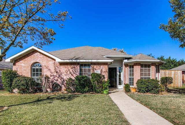 7401 Airline Drive, Rowlett, TX 75089 (MLS #14474023) :: Premier Properties Group of Keller Williams Realty