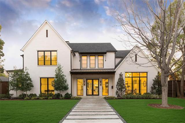 5026 Forest Bend Road, Dallas, TX 75244 (MLS #14474046) :: Potts Realty Group