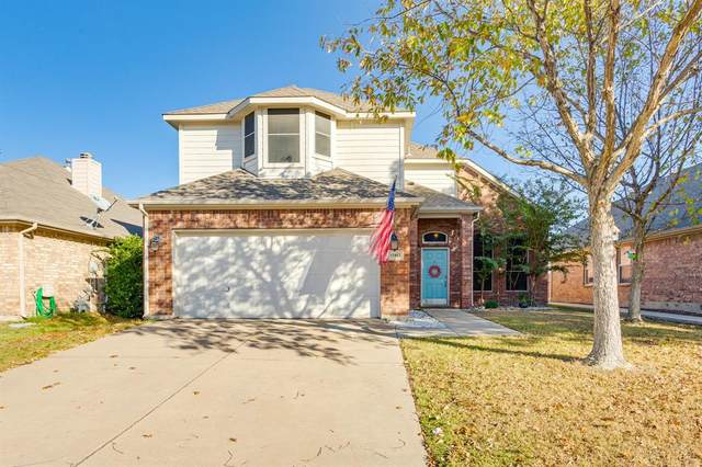 11812 Basilwood Drive, Fort Worth, TX 76244 (MLS #14474058) :: Real Estate By Design