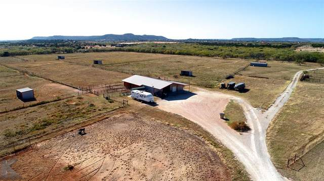 257 Fricket Avenue, Tuscola, TX 79562 (MLS #14474086) :: Premier Properties Group of Keller Williams Realty