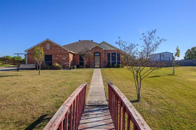 835 Sherry Lane S, Krugerville, TX 76227 (MLS #14474097) :: The Kimberly Davis Group