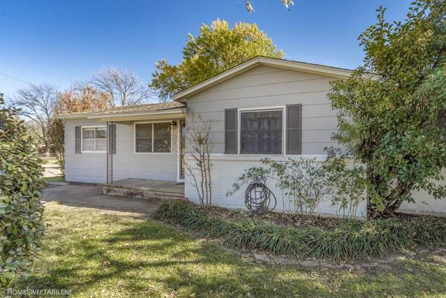 501 Fairmont Street, Clyde, TX 79510 (MLS #14474127) :: Robbins Real Estate Group