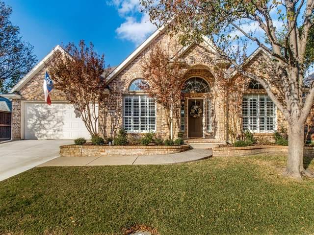8816 Arbor Creek Lane, Mckinney, TX 75072 (MLS #14474150) :: The Paula Jones Team | RE/MAX of Abilene