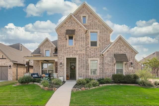 1113 6th Street, Argyle, TX 76226 (MLS #14474162) :: Frankie Arthur Real Estate