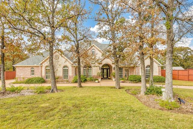 1000 Ohio Court, Kennedale, TX 76060 (MLS #14474183) :: The Tierny Jordan Network