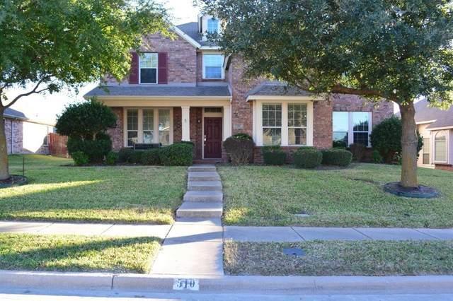 510 Golden Bell Drive, Glenn Heights, TX 75154 (MLS #14474187) :: The Paula Jones Team   RE/MAX of Abilene