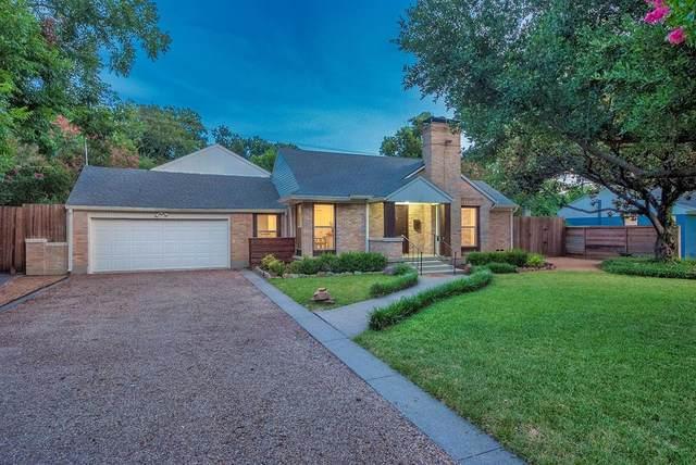9930 Losa Drive, Dallas, TX 75218 (MLS #14474200) :: Keller Williams Realty