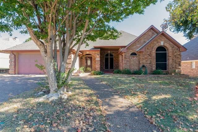 721 Santa Cruz Drive, Keller, TX 76248 (MLS #14474237) :: The Kimberly Davis Group
