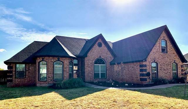 141 Mesa Rim, Tuscola, TX 79562 (MLS #14474242) :: Premier Properties Group of Keller Williams Realty