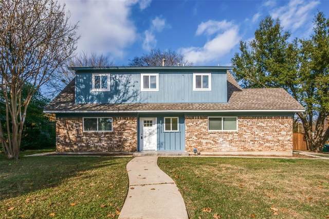 2723 Northcrest Road, Denton, TX 76209 (#14474271) :: Homes By Lainie Real Estate Group