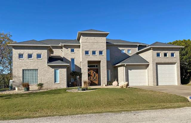 3031 Ash Court, Whitney, TX 76692 (MLS #14474276) :: The Rhodes Team