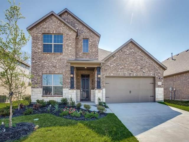 5909 Horsetail Drive, Mckinney, TX 75071 (MLS #14474295) :: Keller Williams Realty