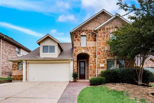 9704 Mcfarring Drive, Fort Worth, TX 76244 (MLS #14474331) :: NewHomePrograms.com LLC