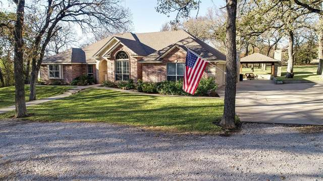 1919 Old Garner Road, Weatherford, TX 76088 (MLS #14474333) :: Premier Properties Group of Keller Williams Realty