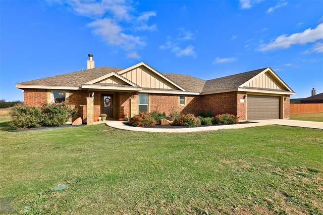 198 Countryside Drive, Tuscola, TX 79562 (MLS #14474379) :: The Mauelshagen Group