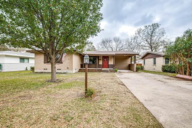 2332 Hartline Drive, Dallas, TX 75228 (MLS #14474395) :: Robbins Real Estate Group